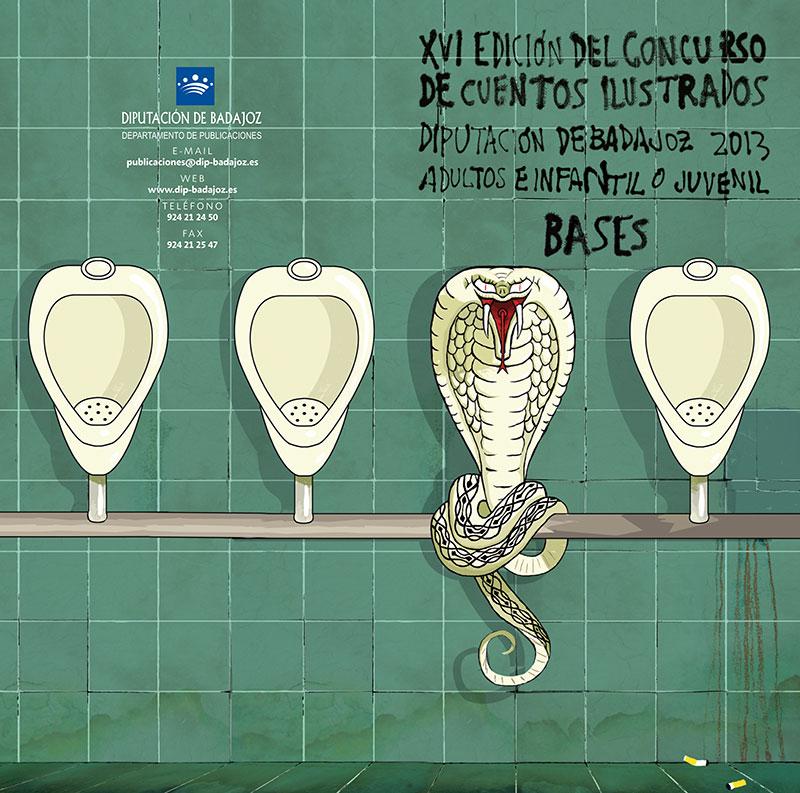 XVI Edición Concurso Cuentos Ilustrados