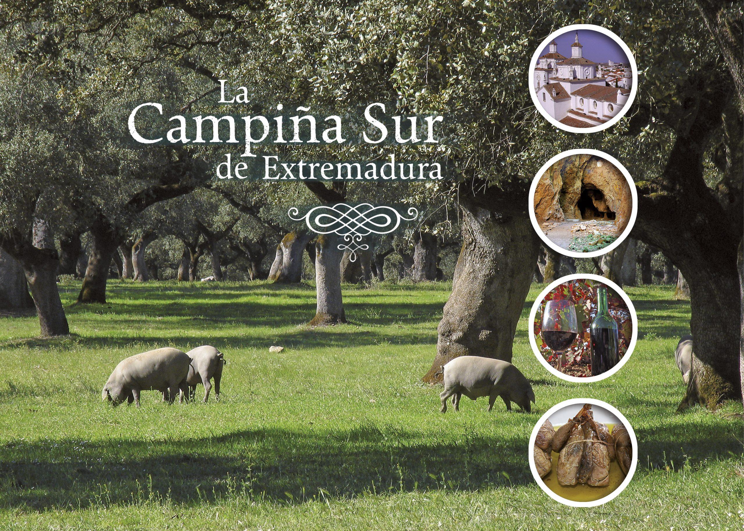 La Campiña Sur de Extremadura