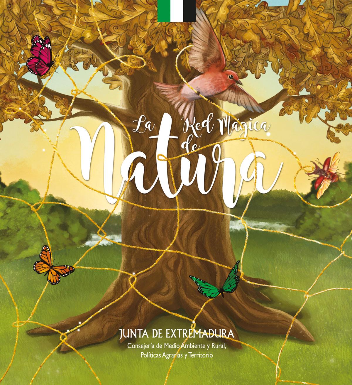 La red mágica de Natura